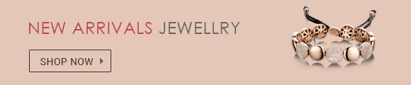 New arrival Jewellery
