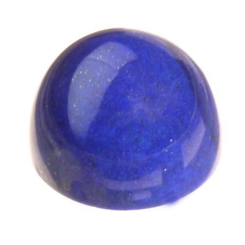 Cabochon Bullet Deep Blue Lapis