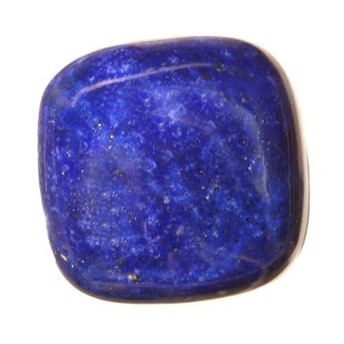 Cabochon Cushion Deep Blue Lapis