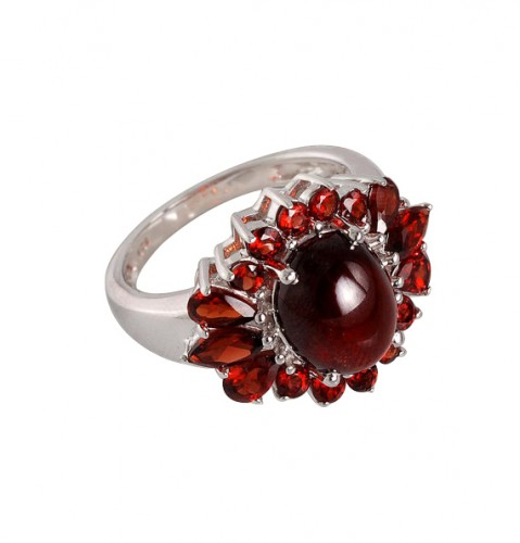 Designer Gemstone Rings
