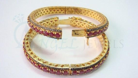designer ruby jewellery
