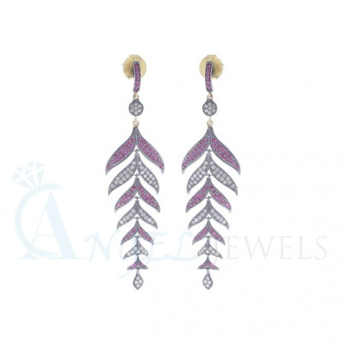 designer ruby jewelry