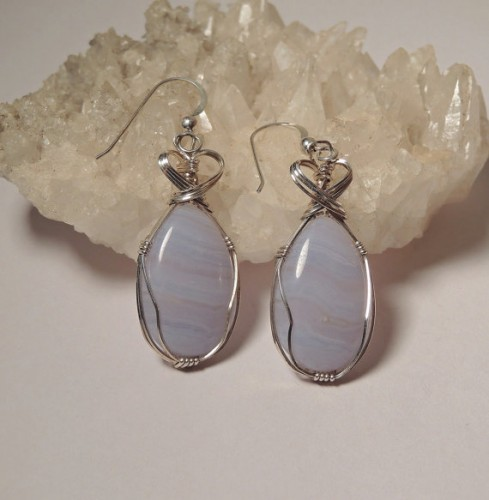 Gem Stone Jewelry Silver