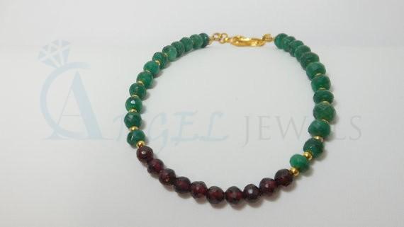gemstone emerald jewellery