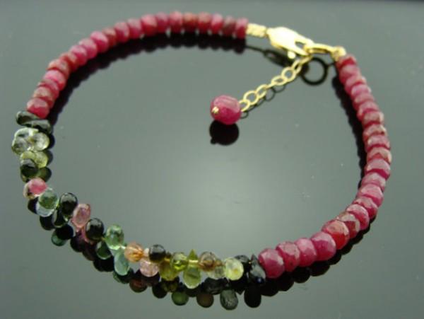 gemstone ruby jewellery