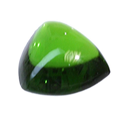 Green Trillion Chrome Diopside