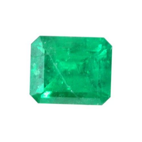 Octagon Emerald