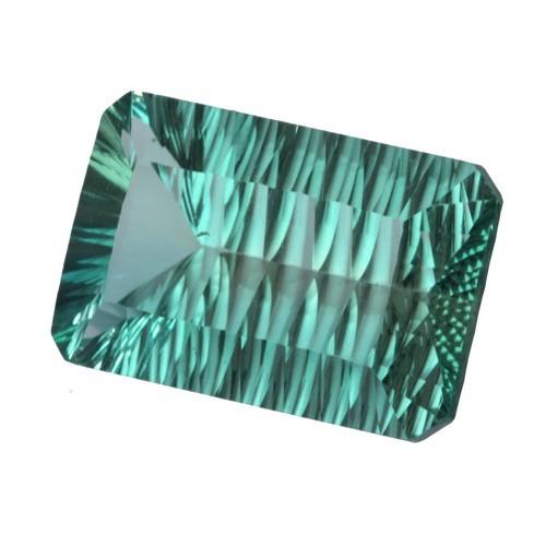 Octagon Rare Large Neon Green Fluorite