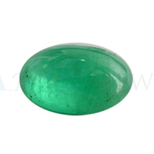 Oval Emerald Cabochon