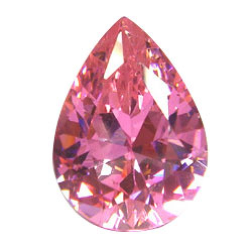 Pear Pink Sapphire