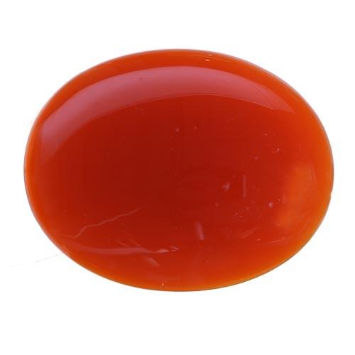 Red-Orange Carnelian
