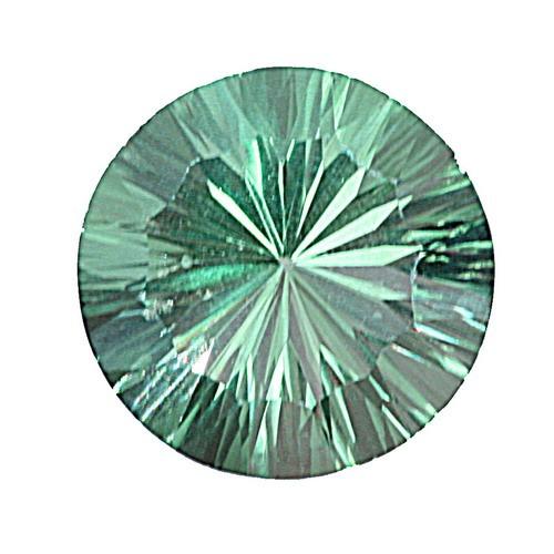 Round Rare Large Neon Green Fluorite