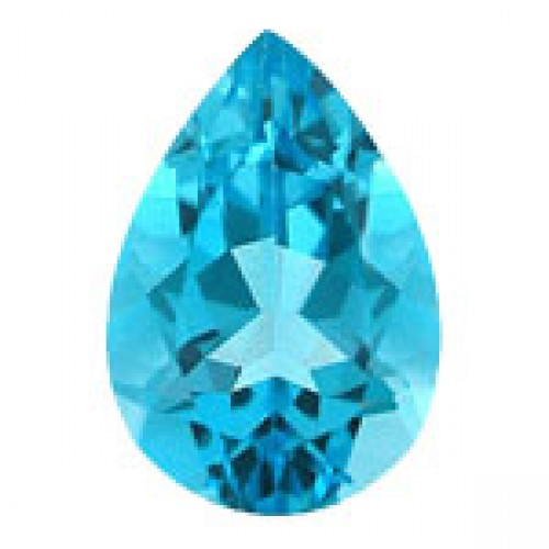 Swiss Blue Topaz