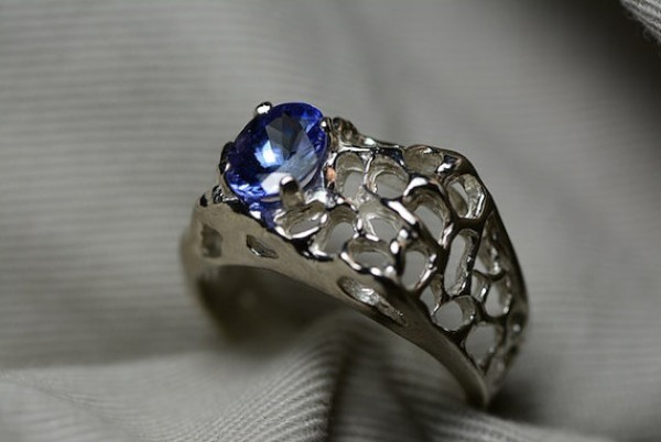 tanzanite jewelery
